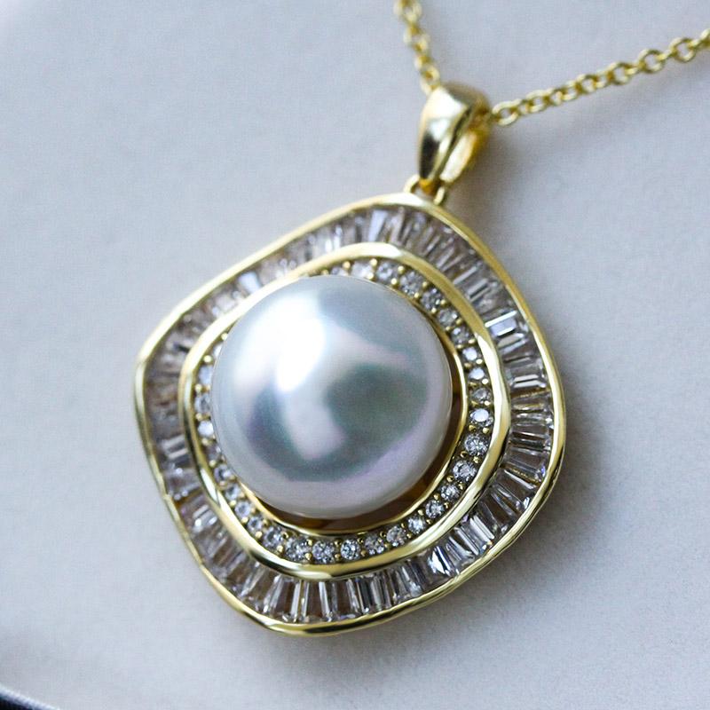 冬季怎么搭配珍珠首饰?